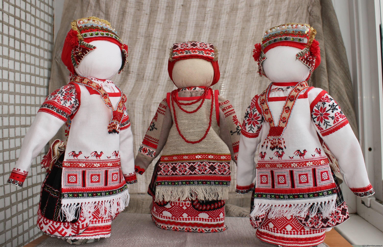 Кукла своими руками в русских традициях 93